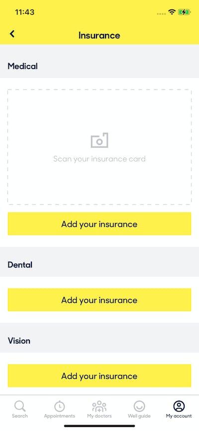Remittance & Wallet screenshot