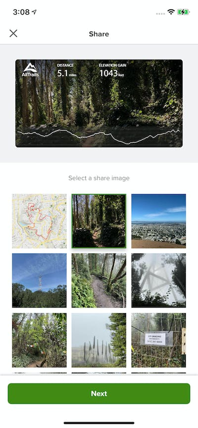 Photos screenshot