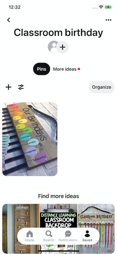 Bookmarks & Favs screenshot