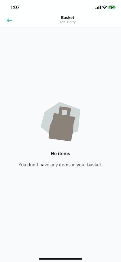 Carts & Orders screenshot
