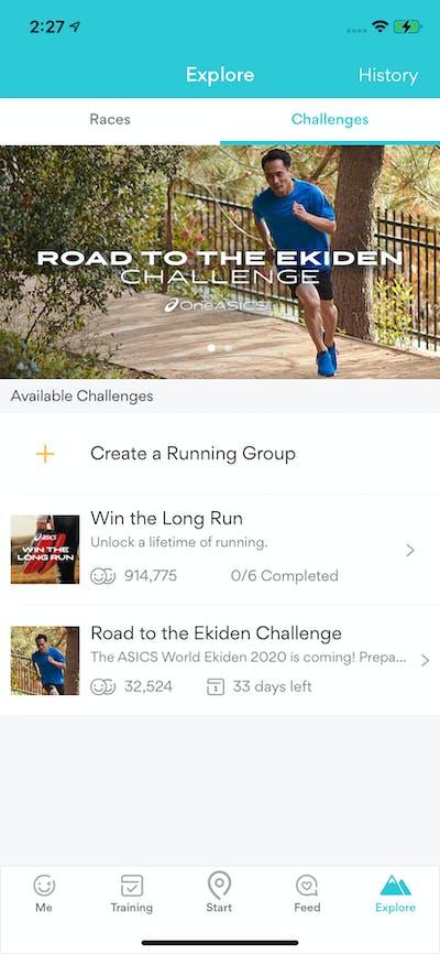 Discover & Explore screenshot