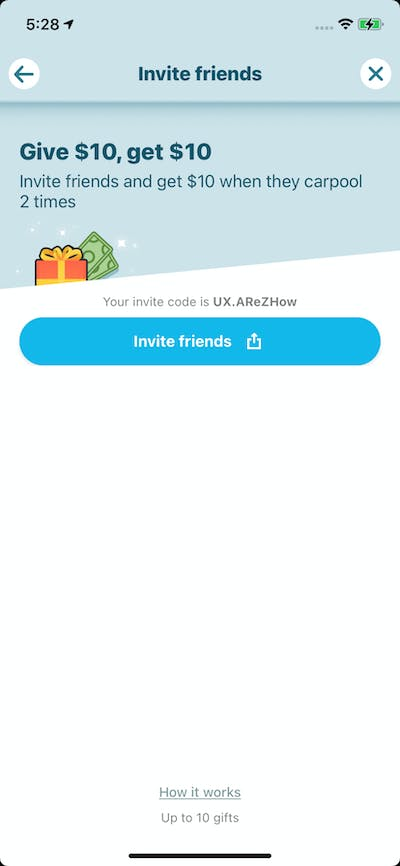 Invite & Find Friends screenshot