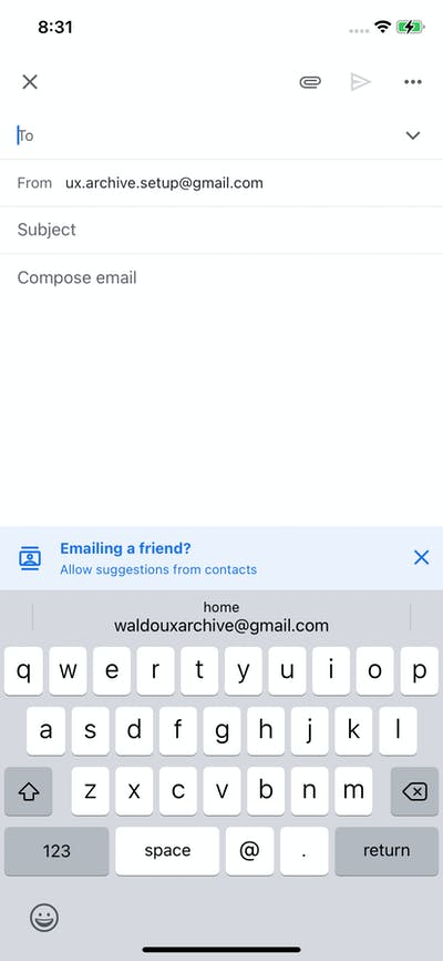 Create screenshot