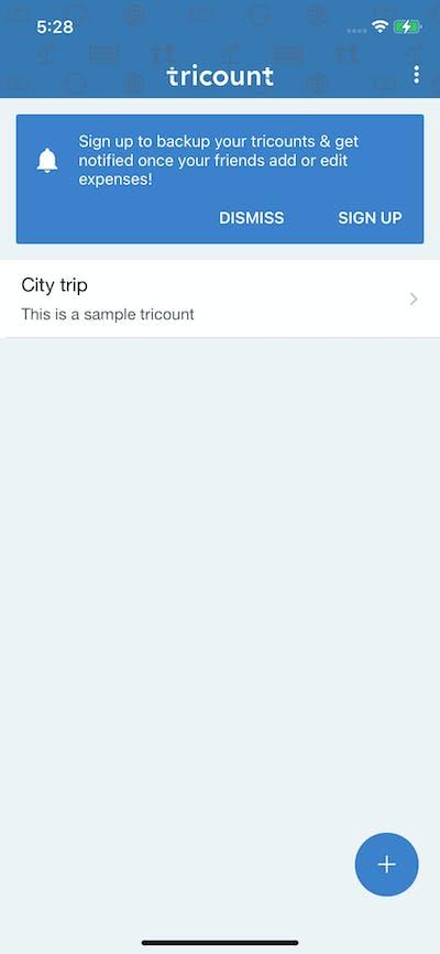 Alerts & Reminders screenshot